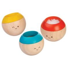 Развивающая игрушка Plan Toys Сенсорные неваляшки