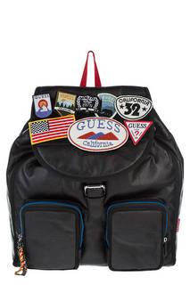 Рюкзак HM6887-PL201-BLA Guess