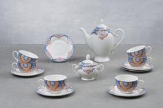 Чайный сервиз на 6 персон Mateo Hoff