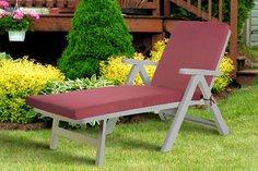 Подушка-сидушка для шезлонга Linen Way