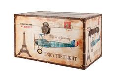 Сундук Путешествие на самолёте Hoff