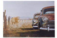 Картина Старые ретро машины Hoff