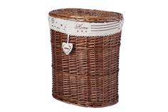 Корзина для белья с крышкой Tony Basket 180 Hoff