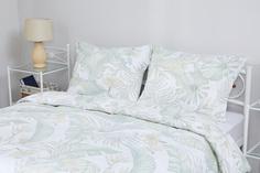 Комплект постельного белья Antonia Estudi Blanco