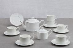 Чайный сервиз на 6 персон Lace Hoff