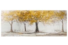 Репродукция Осенний лес Hoff