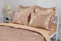 Комплект постельного белья HY-2602 Estudi Blanco