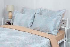Комплект постельного белья HY-2601 Estudi Blanco