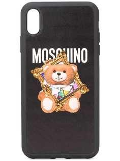 Moschino чехол Teddy Bear для iPhone XS Max