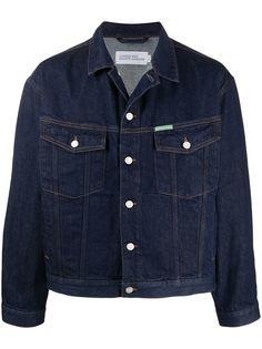 Société Anonyme джинсовая куртка свободного кроя