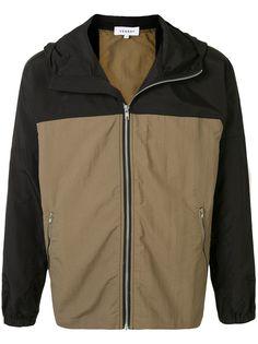 Venroy куртка в стиле колор-блок с капюшоном