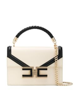 Elisabetta Franchi сумка-тоут с откидным верхом