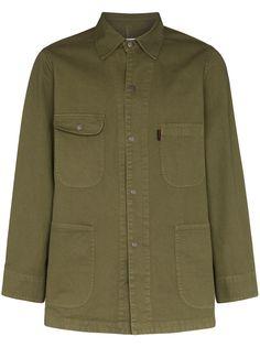 Gramicci куртка-рубашка на кнопках
