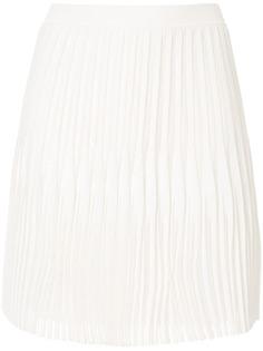 Dion Lee мини-юбка годе со складками