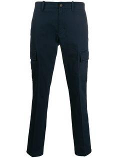 Tommy Hilfiger брюки кроя слим