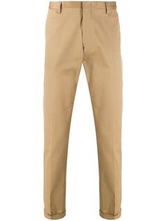 Paul Smith строгие брюки кроя слим