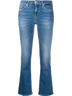 Calvin Klein Jeans расклешенные джинсы средней посадки