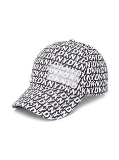 Dkny Kids кепка с логотипом