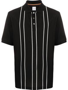 Paul Smith рубашка с контрастными полосками