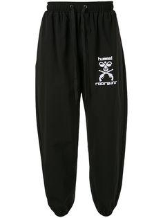 Roar спортивные брюки широкого кроя