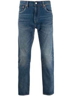 Levis джинсы кроя слим с эффектом потертости