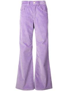 Marc Jacobs расклешенные джинсы