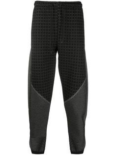 Nike спортивные брюки в клетку