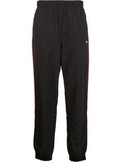 Fila спортивные брюки с контрастным кантом