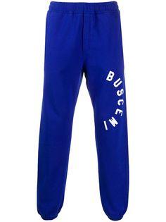 Buscemi спортивные брюки из джерси