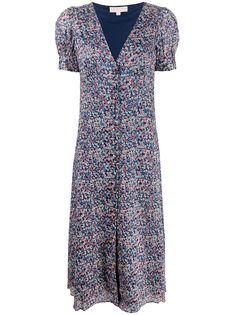 Michael Michael Kors платье с принтом