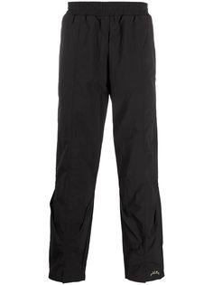 A-COLD-WALL* спортивные брюки прямого кроя