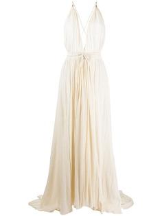 Caravana длинное платье Heragauze