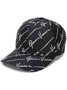 Versace кепка с логотипом