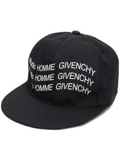 Givenchy кепка с логотипом