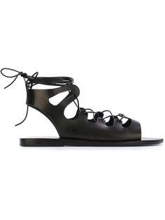 Ancient Greek Sandals сандалии-гладиаторы