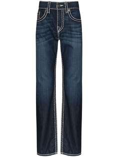 True Religion джинсы Ricky Super T с контрастной строчкой
