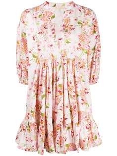byTiMo структурированное платье-рубашка