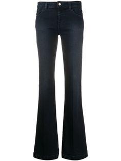 Emporio Armani джинсы bootcut средней посадки