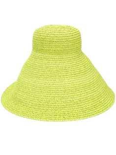 Jacquemus плетеная шляпа