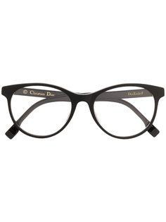 Dior Eyewear DIOR EYEWEAR DIORETOILE1F 807/18 BLACK Leather/Fur/Exotic Skins->Leather