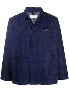 Universal Works джинсовая куртка Labourt