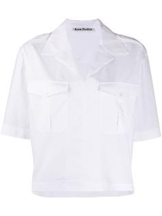 Acne Studios рубашка свободного кроя