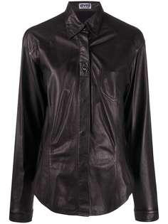 A.N.G.E.L.O. Vintage Cult куртка-рубашка 1990-х годов