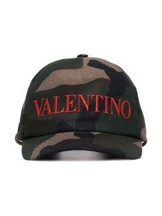 Valentino Garavani бейсболка с вышитым логотипом