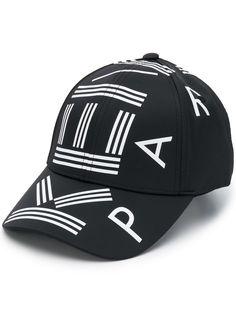 Kenzo бейсбольная кепка с логотипом