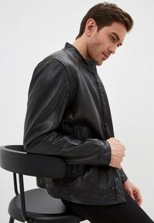 Куртка кожаная Strellson Melbourne