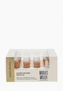 Усилитель роста волос Marlies Moller для восстановления густоты 15 по 6 мл
