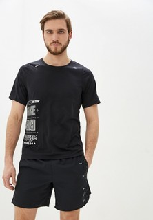 Футболка спортивная Nike M NK WILD RUN RISE 365 TOP SS