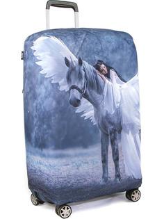 Чехол для чемодана RATEL Animal размер S Sleeping Beauty