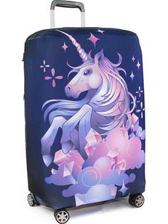 Чехол для чемодана RATEL Animal размер M Unicorn
